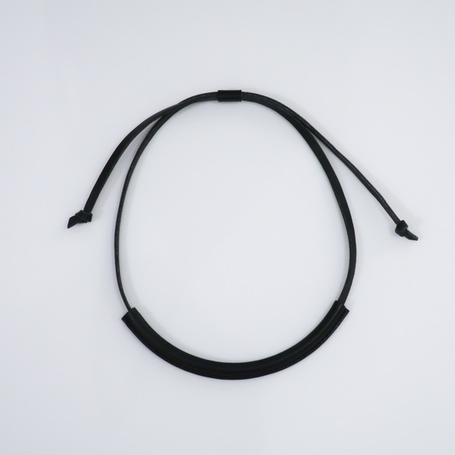 Enclose Leather - Choker / Black