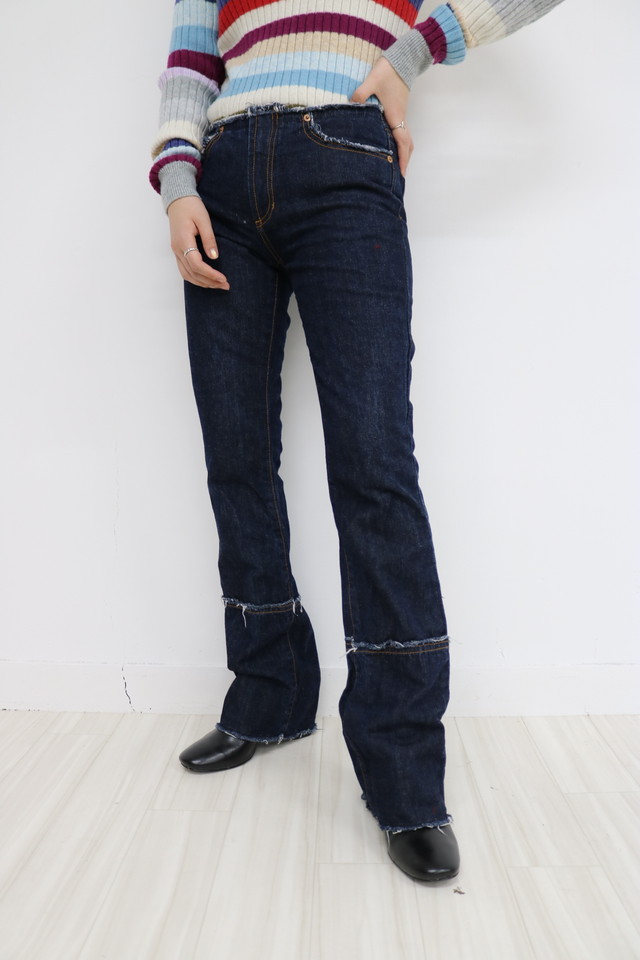 """guess jeans"" design pants / PT11170013"