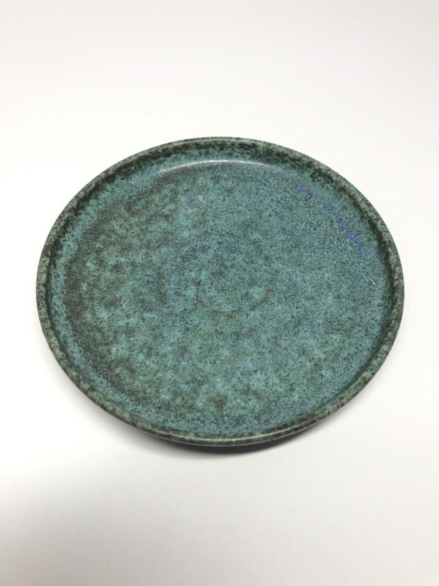 黒青銅皿M