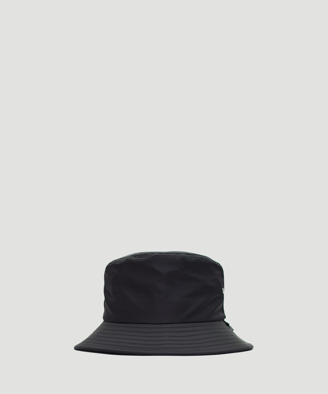 Allege Nylon Bucket Hat Black AL19W-AC01