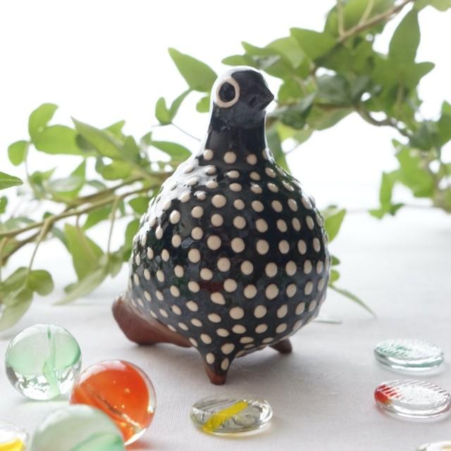 237 リトアニア 陶器の笛/鳥