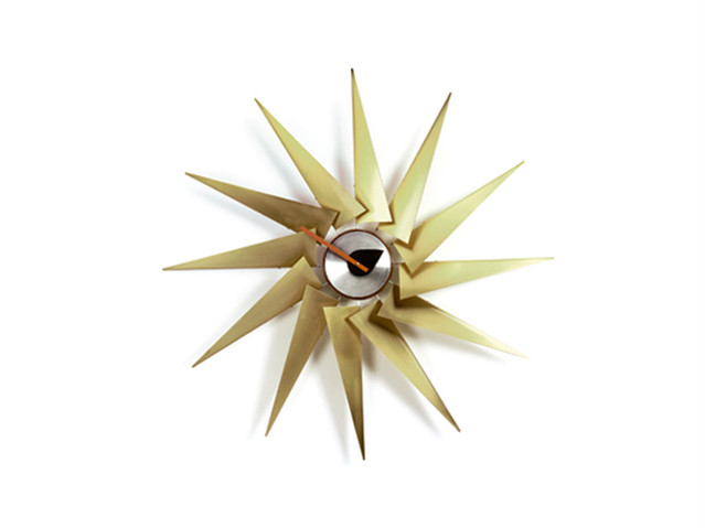 【Vitra Design Museum】Turbine Clock
