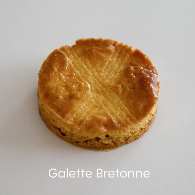ブルトンヌ ガレット
