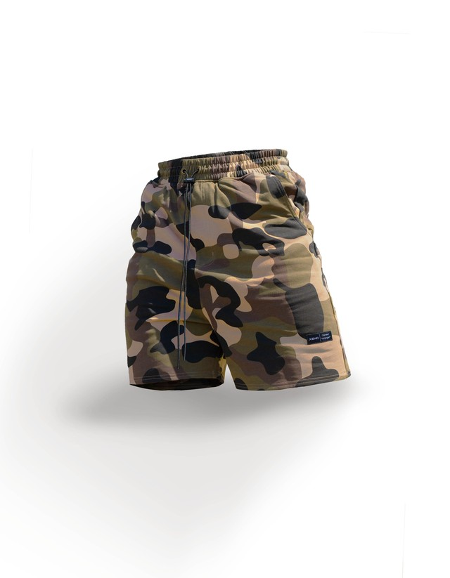 XENO CAMO EDITION SHORTS LightWoodland