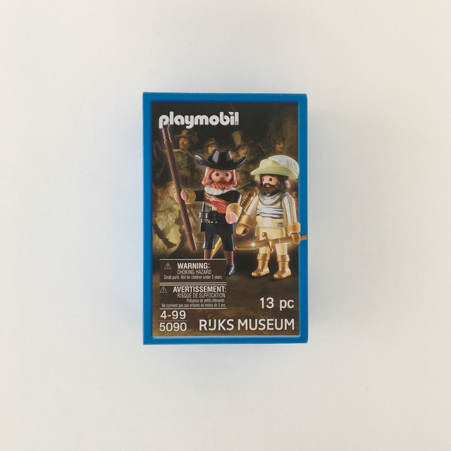"プレイモビル「夜警」5090|Playmobil ""The Night Watch"""