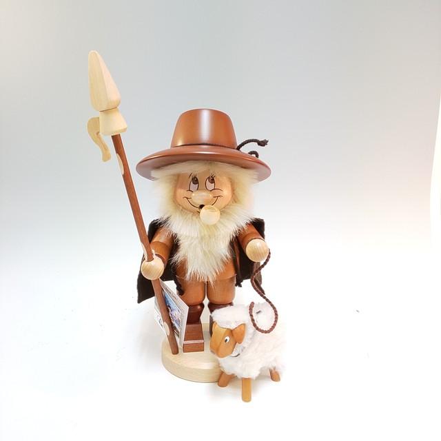 煙出し人形 『カッコー時計』