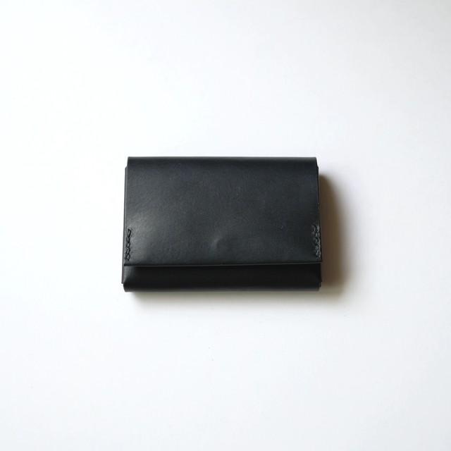 flat wallet - bk