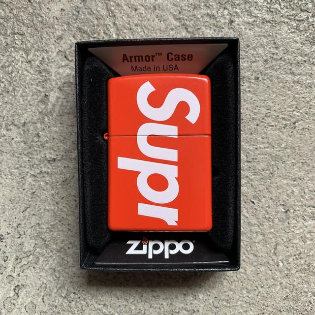 Supreme Logo Zippo