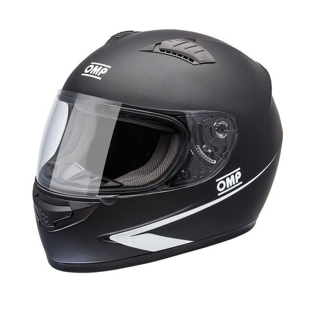 SC785EK  GP8 K EVO FULL FACE KARTING HELMET