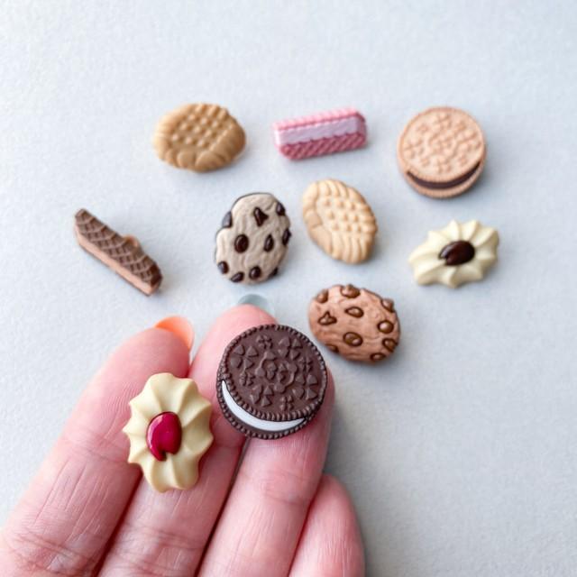 JJボタン クッキーのボタンパック