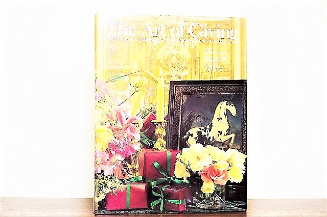 The Art of Giving /display book