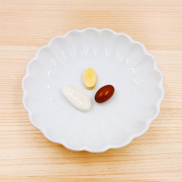 分子整合栄養医学に基づいたストレスケアのための3粒