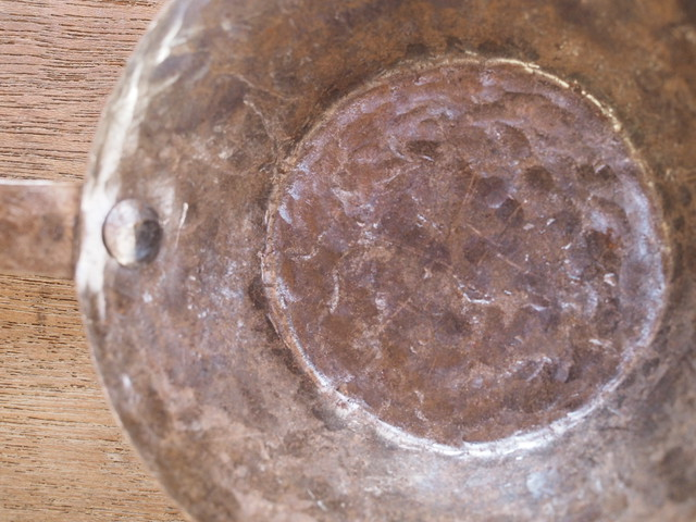 fry pan from Nepal