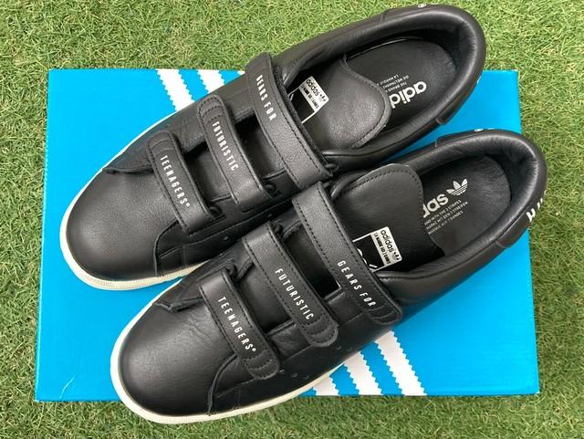 adidas × HUMAN MADE UNOFCL HM C.BLACK 30cm FZ1712 30KE5749