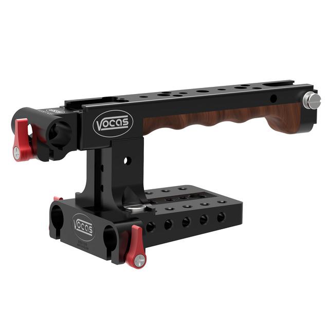 0350-1120: Canon EOS C200用トップハンドグリップキット