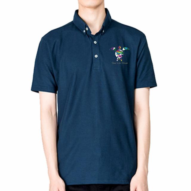 HONU~海の守り神~ ポロシャツ
