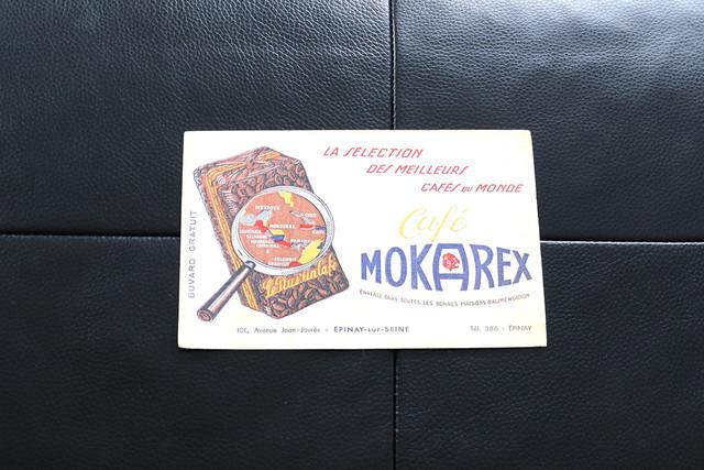 【フランス】ビュバー/ MOKAREX