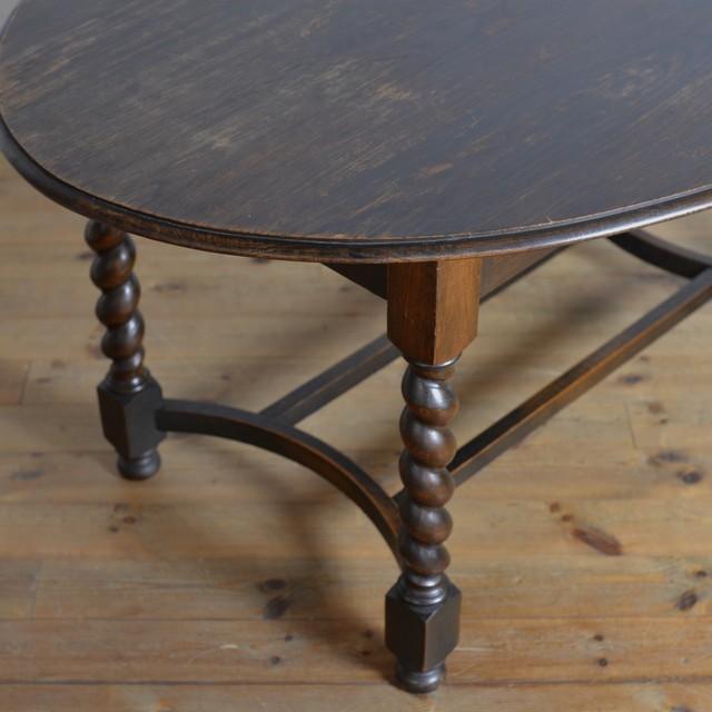 Dining Table  / ダイニングテーブル 〈オーバル テーブル・店舗什器〉SB2007-0001