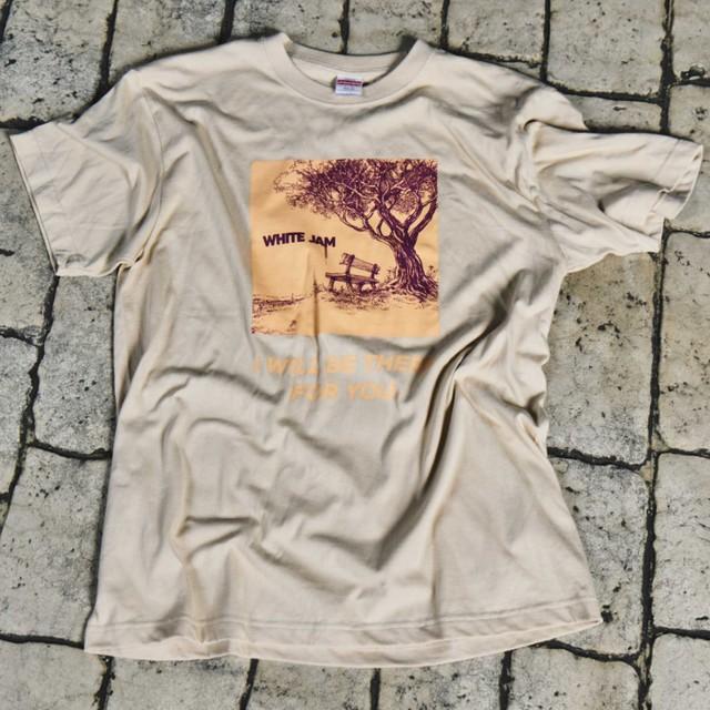 """T-Shirt """"9"""" -Beige-"""