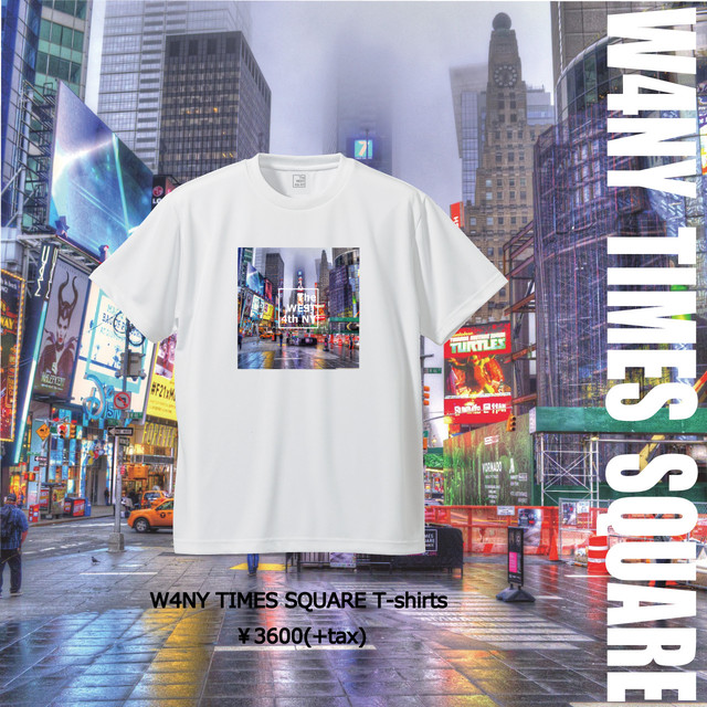 【LIMITED】W4NY タイムズスクエア