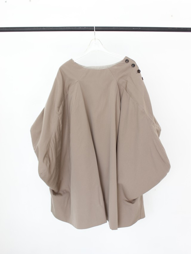 Used 98A/W COMME des GARCONS Cocoon poncho