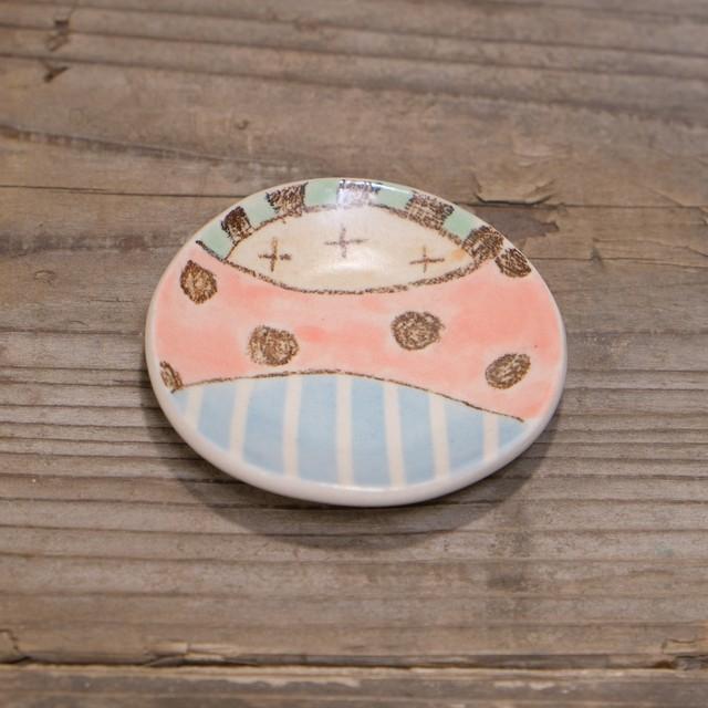 studio craynote カラフル豆皿 B 【陶器】