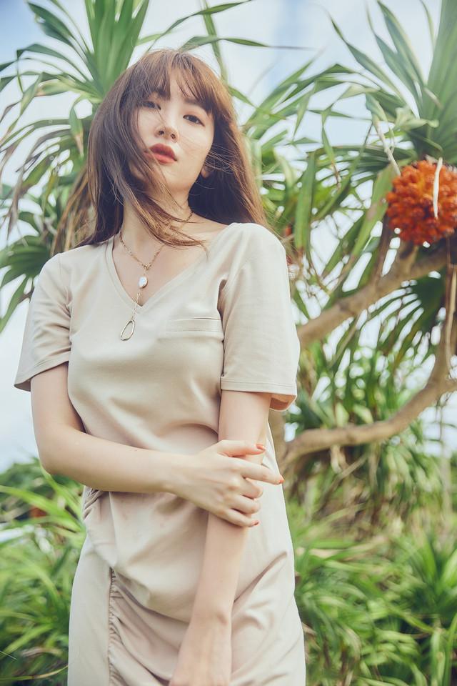 Relaxed T-Shirt Long Dress