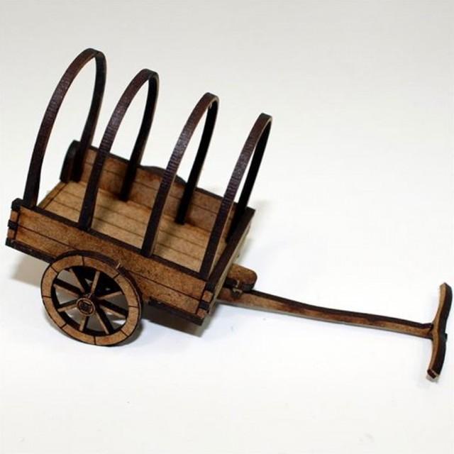 【予約発注】 Roman Ox Cart 28-CAW-305