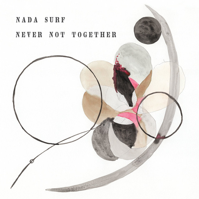 Nada Surf / Never Not Together(Ltd Pink LP)