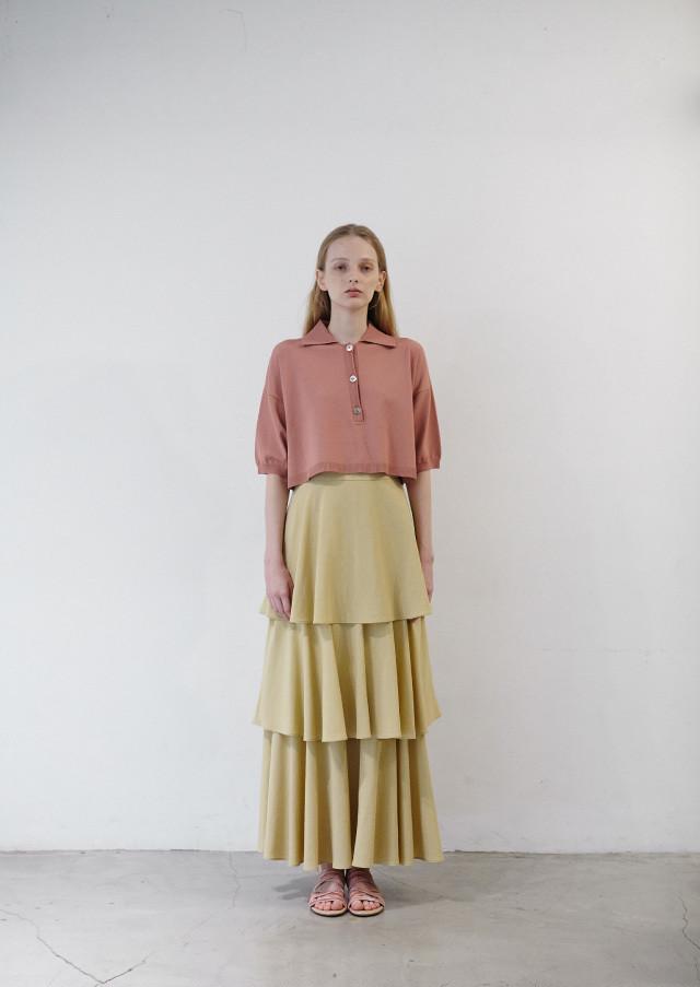 Layered skirt 2