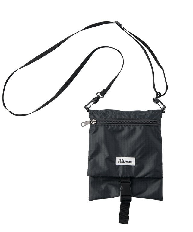 RUBBER WAPPEN ECO BAG[REB043]