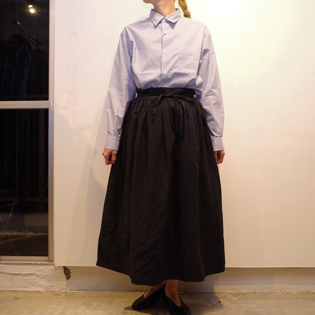 LENO (リノ) LOOSE FIT SHIRT
