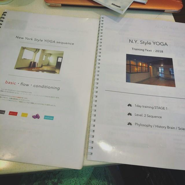 1day 更新 N.Y. Style TRAINING|動画