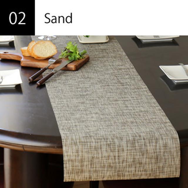 テーブルランナー Sand