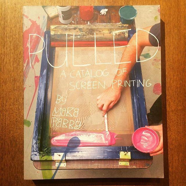 アートの本「A Catalog of Screen Printing」 - メイン画像