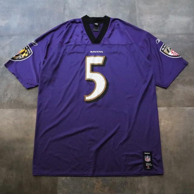 NFL purple game shirt