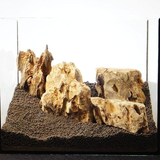 気孔石セット -15cm 25水槽 KS262 アクアリウム テラリウム