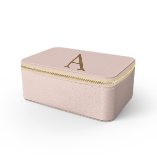 Box Premium Smooth Leather Case (Cotton Pink)