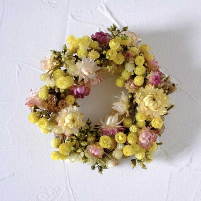 tsuyabana wreath リース 4