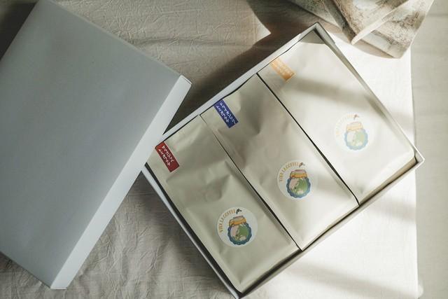 トミオフクダ飲み比べセット( 200g×3種 )