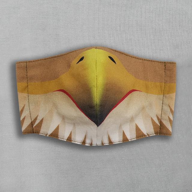 タカ|動物マスク