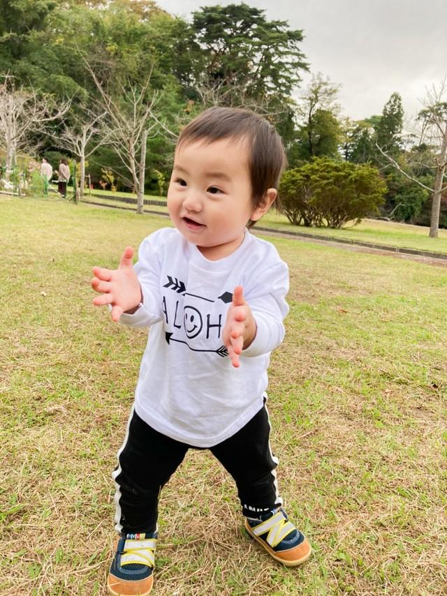 smile01★kids★Long Tee