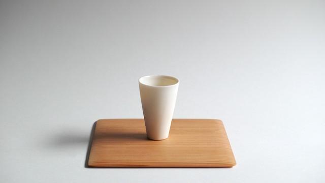 Takahisa Morita/森田孝久/杉小皿/正方形/小
