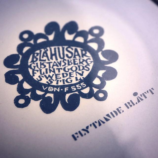 Gustavsberg グスタフスベリ Bla Husar ブロー ヒュサール カップ&ソーサー2 北欧ヴィンテージ