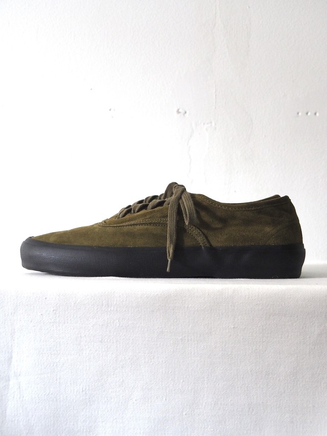 REPRODUCTION OF FOUND US Navy Military Trainer Olive/Black