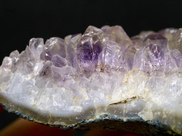 アメジスト クラスター 原石 104,7g AMT023 鉱物 天然石 原石 パワーストーン