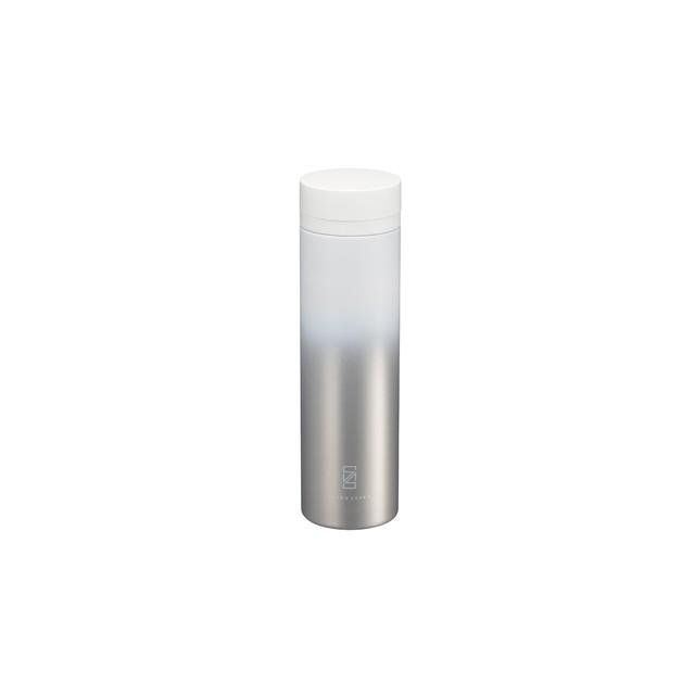 SEVEN SEVEN (セブンセブン) tsutsu tumbler (ツツ タンブラー) ステンレス真空ボトル・タンブラー ( Foggy White) 【270ml】