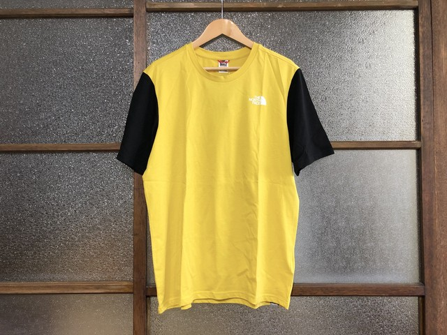 THE NORTH FACE 94 RAGE GRAPHIC TEE (LEOPARD YELLOW)