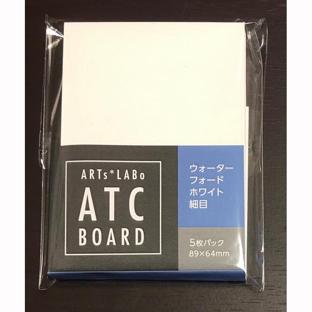 ATCボード|セザンヌ 5枚パック