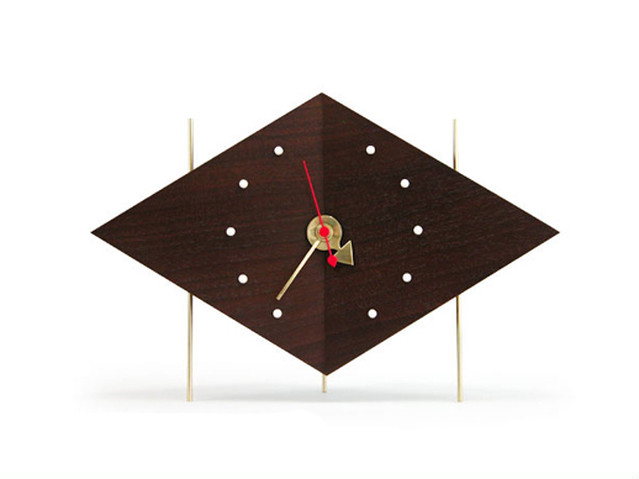 【Vitra Design Museum】Diamond Clock